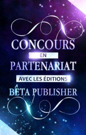Concours en partenariat avec les éditions Beta Publisher by Azylis