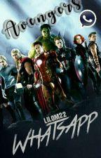 Avengers Whatsapp by lilom22