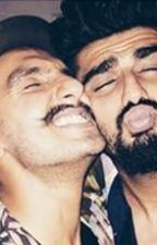 Arjun & Ranveer Bromance by LaniKapoorKhan