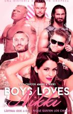 Boys Loves Nikki.   [Naige] by eve-andthestars