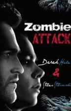 Zombie Attack - Sterek by VoidPeter