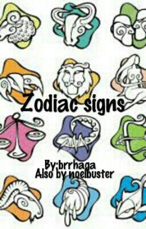 Zodiac Signs And Scenarios