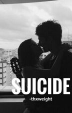 Suicide (s.m)  by -thxweight