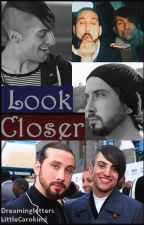 Look Closer   Mavi   Dreamingletters & LittleCarokind by LittleCarokind