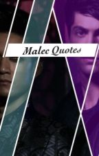 Malec quotes by witchbonbon