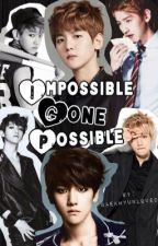 IMPOSSIBLE GONE POSSIBLE by gizellebyun