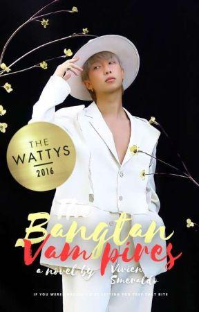 Bangtan Vampires [BTS FF] (Original) by VivienRockwell
