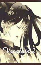 Vocaloid: Rebellion by EvaMajorel0