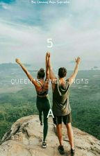 5 Queen's And King's A by Domenicay_21