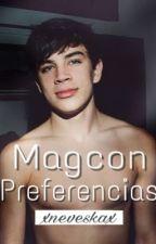Magcon Preferencias.© by xneveskax