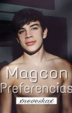 Magcon Preferencias.© by enamorandoalalectora
