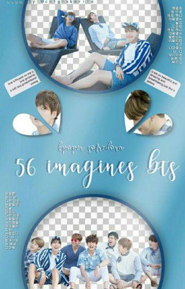 56 Imagines BTS