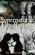 Supernatural : The Return - Larry (Mpreg) *SIN EDITAR* by luamys_mizraim