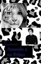 Amando a un felino ( Harry Styles y Nina Dobrev ) by PaolaStyles1225