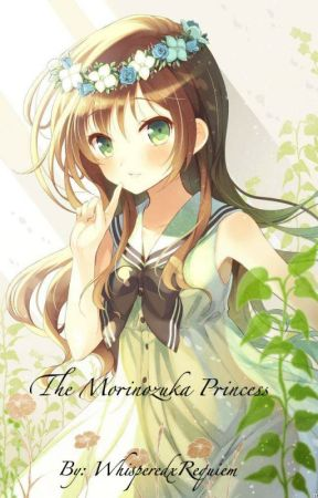 The Morinozuka Princess by WhisperedRequiem