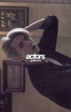 actors ; sebaek by -gotsevens