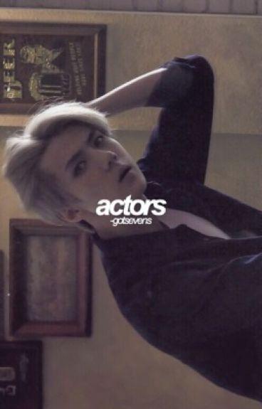 actors ; sebaek