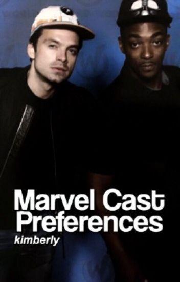 Marvel Cast Preferences&Imagines (X Reader) [O.H]