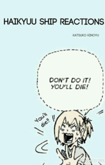 Haikyuu Ship Reactions