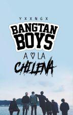 BTS a la Chilena. by yxxngx