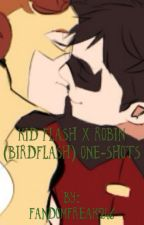 Kid Flash X Robin (Birdflash) One-Shots by ZekeLikesSuperheroes