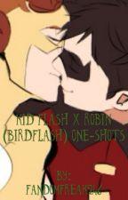 Kid Flash X Robin (Birdflash) One-Shots by ZekeLikesSuperheroes