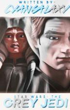 Star Wars: The Grey Jedi by CyanGalaxy