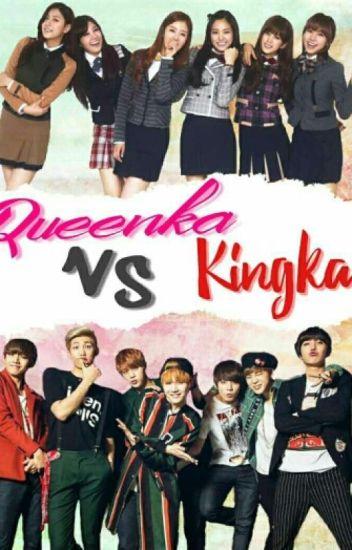 [ C ] Queenka VS Kingka ? Book 1