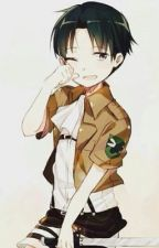 Levi x abused child reader by tomboy-bitch