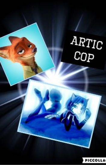 Arctic Cop (Nick Wilde x oc)