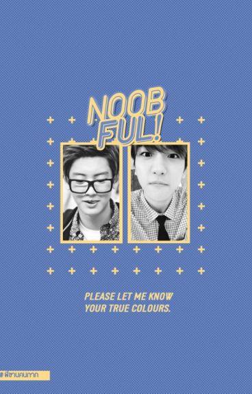 (SQHIINX) NOOBFUL! / / CHANBAEK