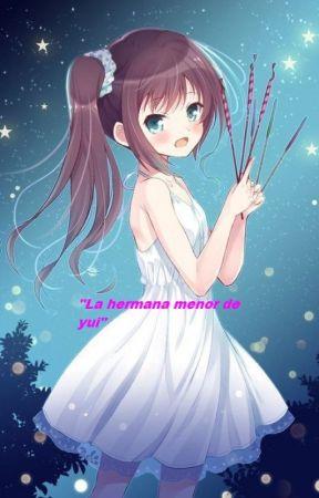 La hermana menor de Yui by SilviaBlanco4