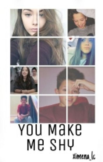 """You Make Me Shy""- Jacob Sartorius(TERMINADA)"