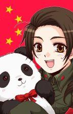 Hetalia China x Reader:Ponytails and Curls by KawaiiKittens0728