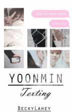 yoonmin::texting by BeckyLahey