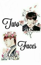 two faces ♣ jhs.jjk by jimkachu