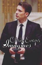 Chris Evans Imagines by fauhjk