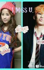 I Miss U by Naeun_lover