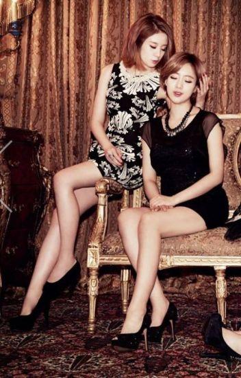 """[ShortFic]-""""Junggie!!!Em muốn cùng chị làm chuyện người lớn!!!""""-EunYeon/JiJung"""