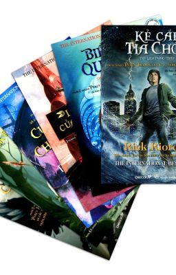 Đọc truyện Percy Jackson và các vị thần trên đỉnh Olympus - Rick Riordan (Full)
