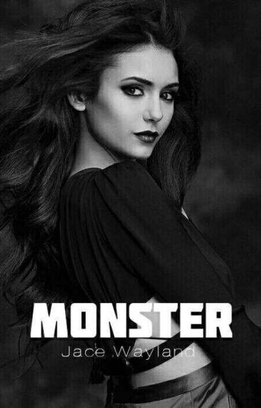 Monster//Jace Wayland//ShadowHunters