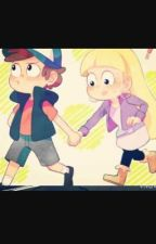 With Help||Dipper X Pacifica by leo_hoopjo