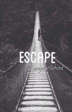 Escape • Cake by ninjaturtlehood