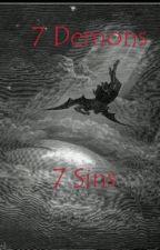 7 Demons 7 Sins by Schattenherz