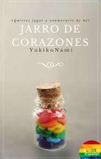 Jarro de Corazones  by YukikoNami