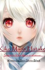 Kiko Maris Hatake by Sun-Shine-Black