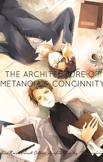 [XMFC Fic][ErikCharles] The Architecture of Metanoia & Concinnity