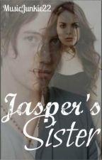 Jasper's Sister by MusicJunkie22
