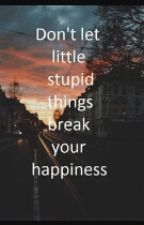 Just a little, stupid message by Mxrie_Hood