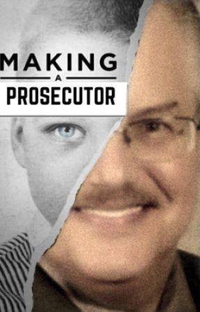 Making A Prosecutor: Christmas with Ken Kratz by bonniebusby